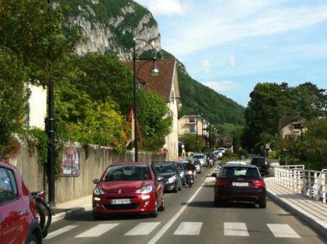 Embouteillage Veyrier 1