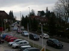 Embouteillage Veyrier 4